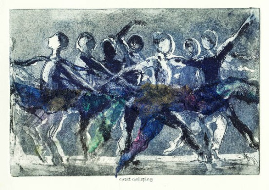 Great Galloping